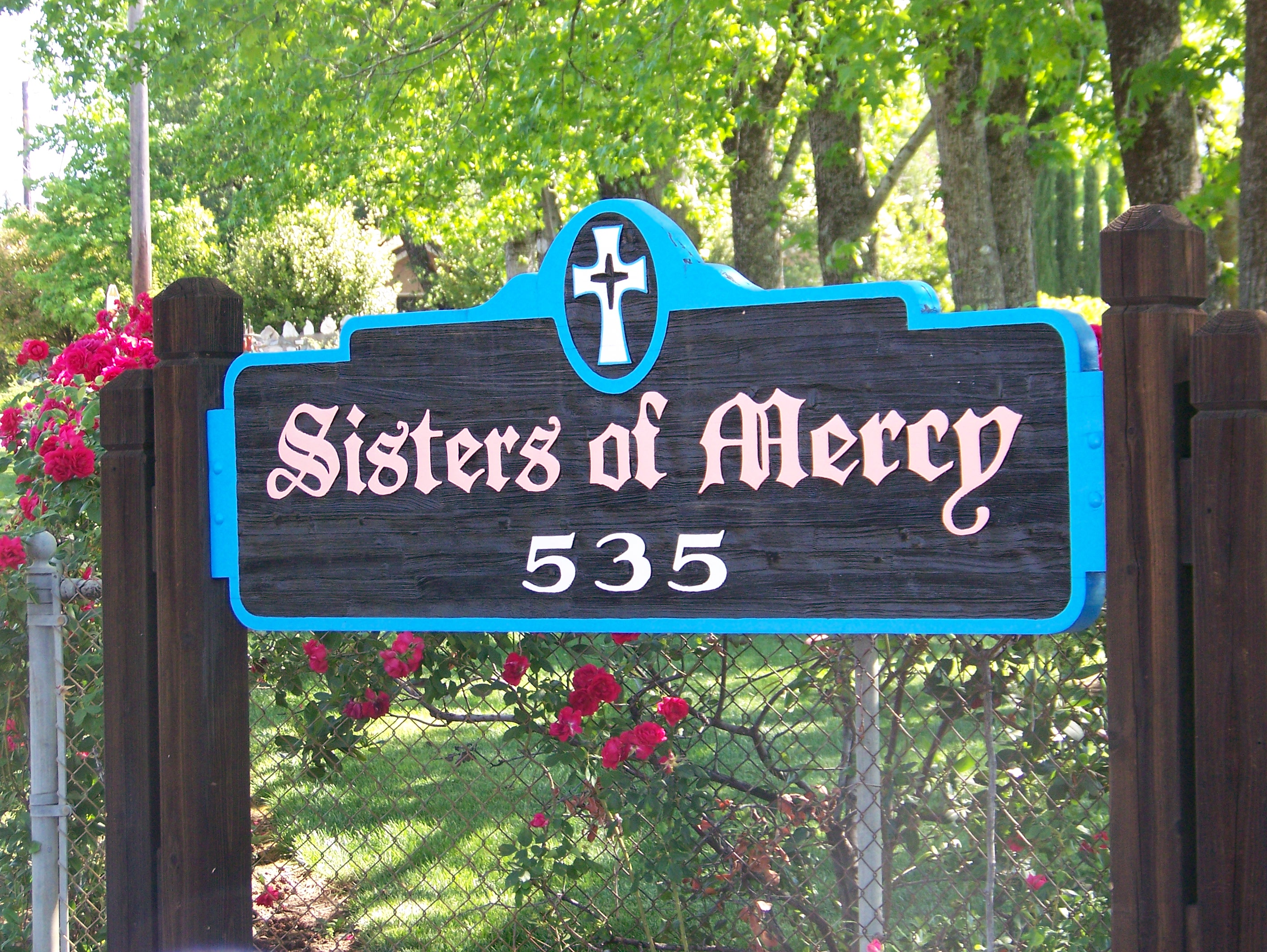 Sisters of Mercy by Cal-Vada Painting